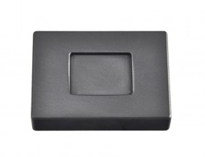 1/2 Troy Ounce Silver Rectangular Graphite Ingot Mold