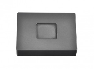 1/4 Troy Ounce Silver Rectangular Graphite Ingot Mold