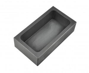 50 Troy Ounce Silver Kit Kat Graphite Ingot Mold