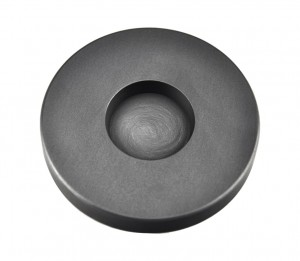 3 Troy Ounce Silver Round Coin Graphite Ingot Mold