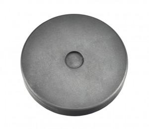 5 Gram Silver Round Coin Graphite Ingot Mold