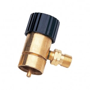 Single Stage Propane/Mapp Gas Regulator