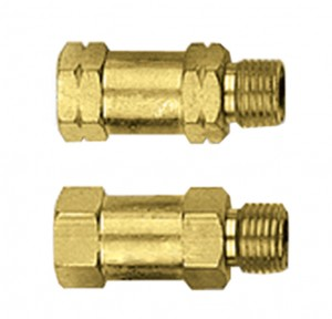 Pair of Check Valves