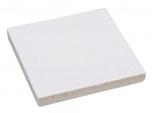 "High Heat Resistant Board - 4-1/4"" x 4-1/4"" x 1/2"""