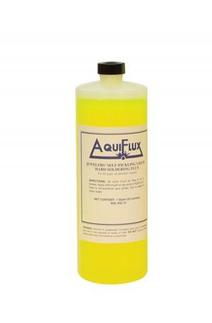 Aquiflux - 1 Quart (32 Oz) Self-Pickling Soldering Flux