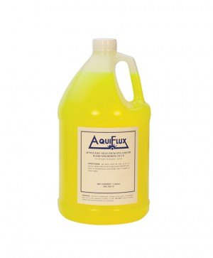 Aquiflux - 1 Gallon (128 oz) Self-Pickling Soldering Flux