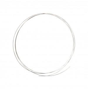 1/4 T.oz SS75 Hard Silver Soldering Wire - 5 Feet