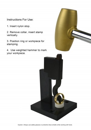 Ring Stamping Device