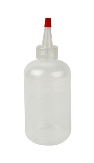 8 Oz Storage Dispenser Bottle w/ Twist Cap