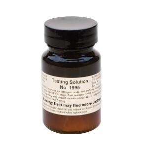 Chemical Kit for the M-24 Gold Tester Testing Solution No. 1995