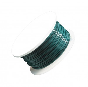 28 Gauge Turquoise Artistic Wire Spool - 40 Yards