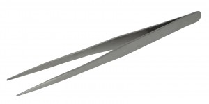 Utility Tweezers w/ Smooth Points - For Soldering & Jewelry Making