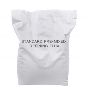 1 Oz Standard Pre-Mixed Refining White Flux