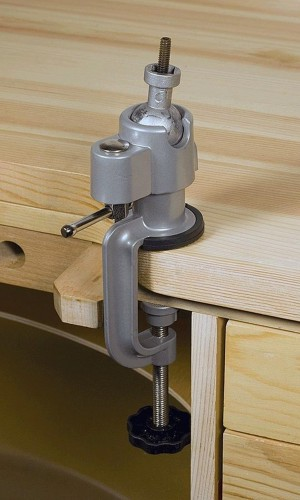 Mounted Mandrel Vise