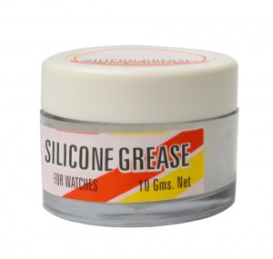 Silicone Grease for Watch Gaskets