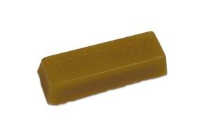 All Natural Beeswax - 1 Oz Bar