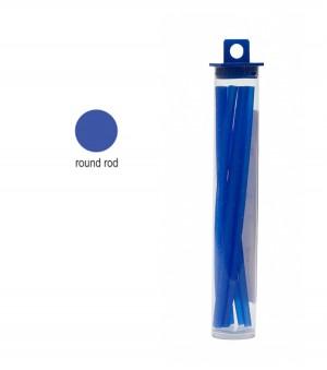 Cowdery Round Rod - 3.0 mm Blue