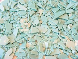 Freeman Flakes Aqua Green - 1 Lb Bag
