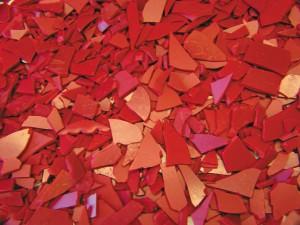 Freeman Flakes Ruby Red - 1 Lb Bag