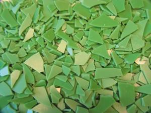 Freeman Flakes Tuffy Green - 1 Lb Bag