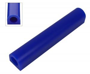 Wax Ring Tube - Blue Small Flat Side (FS-1)