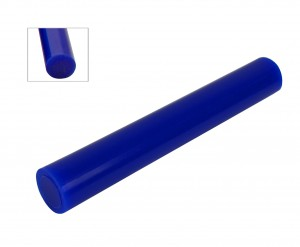 Wax Ring Tube - Blue Small Round Solid (RS-1)