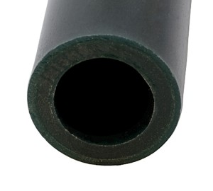 Wax Ring Tube - Dark Green Small Round Center Hole (RC-1)