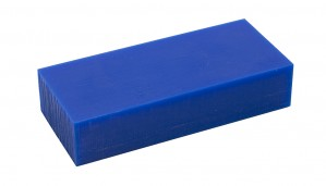 Medium-Hard 1 Lb Blue Carving Block