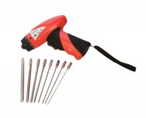 Quick Coiler Set w/ 8 Long Mandrels and Drill