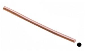 5' Round Dead Soft Copper Wire - 6 Gauge