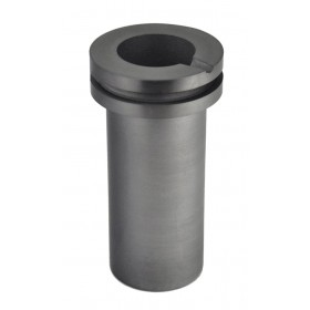 2 Kg Graphite Metal Casting Crucible for Hardin and MF Series Furnaces