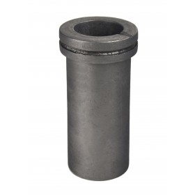 1 Kg Budget Graphite Crucible w/ Groove
