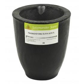 A8 - 12.5 Kg Salamander Super Clay Graphite Crucible