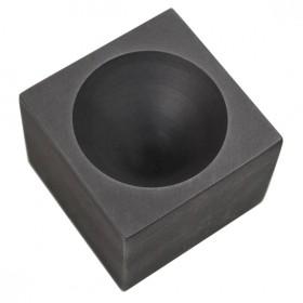 """Graphite Gold Single Cavity Conical Cone Mold 2"""" x 1-1/2"""""""