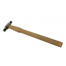 "8"" Ball Pein Hammer w/ Flat and Domed Head - 1 oz"