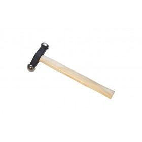 """4-5/8"""" Domed/Rounded Embossing Repoussé Hammer"""