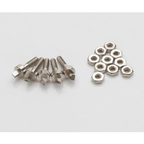 Pack of 5 Replacement Spare Pins for the Square Europunch Plier