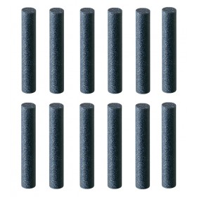 12/Pk 3 MM Medium Polishing Pins -  Gray