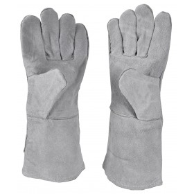 "13"" Heat-Resistant Cowhide Melting Furnace Gloves"