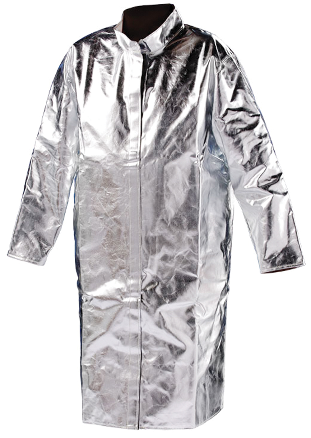 16 Oz Aluminized Rayon Jacket 40 Quot Small Saf 0031 Pmc
