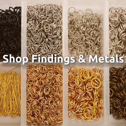 Shop Findings and Metals