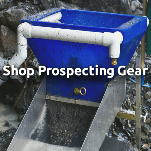 Shop Prospecting Gear